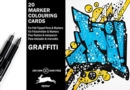 Graffiti Style : Marker Colouring Cards Book - Book