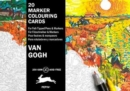 Van Gogh : Marker Colouring Cards Book - Book