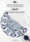 Delft Blue : Artists' Colouring Book - Book