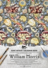 William Morris : Giant Artists' Colouring Book - Book