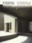 Architecture in the Netherlands Yearbook 2015/16 - Book