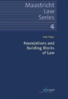 Foundations and Building Blocks of Law - Book