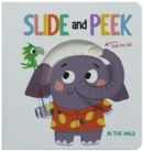Slide & Peek: Water Animals - Book