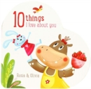 10 Things I Love About You Rosie and Olivia - Book