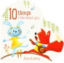 10 Things I Love About You Rosie and Harry - Book