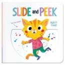 Slide & Peek: Party Time - Book