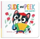 Slide & Peek: Music Maestro - Book