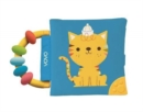 My Soft Rattle and Teether Book: Cat - Book
