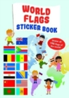 World Flag Sticker Book - Book