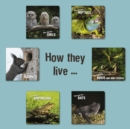 How they live : Learn All There Is to Know About Animals! - eBook