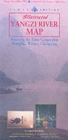 Yangzi River Map - Book