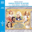 Famous People in History - Volume 1 - eAudiobook