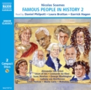 Famous People in History - Volume 2 - eAudiobook