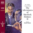 The Adventures of Sherlock Holmes - Volume II - eAudiobook