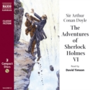 The Adventures of Sherlock Holmes - Volume VI - eAudiobook