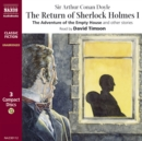 The Return of Sherlock Holmes - Volume I - eAudiobook