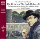 The Return of Sherlock Holmes - Volume II - eAudiobook