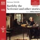Bartleby the Scrivener and other stories - eAudiobook