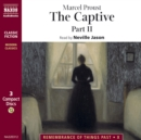 The Captive - Part II - eAudiobook