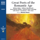 Great Poets of the Romantic Age - eAudiobook