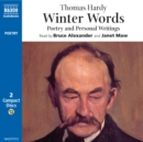 Winter Words - eAudiobook