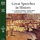 Great Speeches in History - eAudiobook