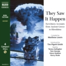 They Saw It Happen - eAudiobook