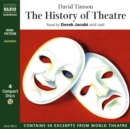 The History of Theatre - eAudiobook