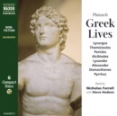 Greek Lives - eAudiobook