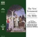The New Testament - eAudiobook