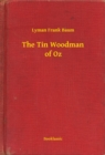 The Tin Woodman of Oz - eBook