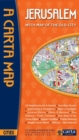 Jerusalem Map - Book