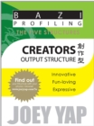 Creators : Output Structure - Book