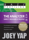 Analyzer : Direct Resource Profile - Book