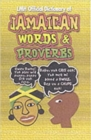 Lmh Official Dictionary Of Jamaican Words And Proverbs - Book