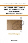 Inverse Methods For Atmospheric Sounding: Theory And Practice - Book