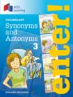 Synonyms and Antonyms 3 - eBook