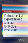 Pretreatment of Lignocellulosic Biomass for Biofuel Production - eBook