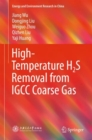 High-Temperature H2S Removal from IGCC Coarse Gas - eBook