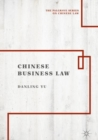 Chinese Business Law - eBook