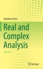 Real and Complex Analysis : Volume 1 - Book