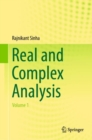 Real and Complex Analysis : Volume 1 - eBook