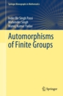 Automorphisms of Finite Groups - eBook