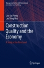 Construction Quality and the Economy : A Study at the Firm Level - eBook