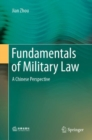 Fundamentals of Military Law : A Chinese Perspective - eBook