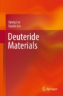 Deuteride Materials - eBook