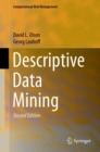 Descriptive Data Mining - eBook