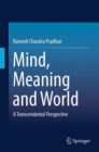 Mind, Meaning and World : A Transcendental Perspective - Book