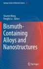 Bismuth-Containing Alloys and Nanostructures - Book