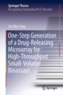 One-Step Generation of a Drug-Releasing Microarray for High-Throughput Small-Volume Bioassays - eBook
